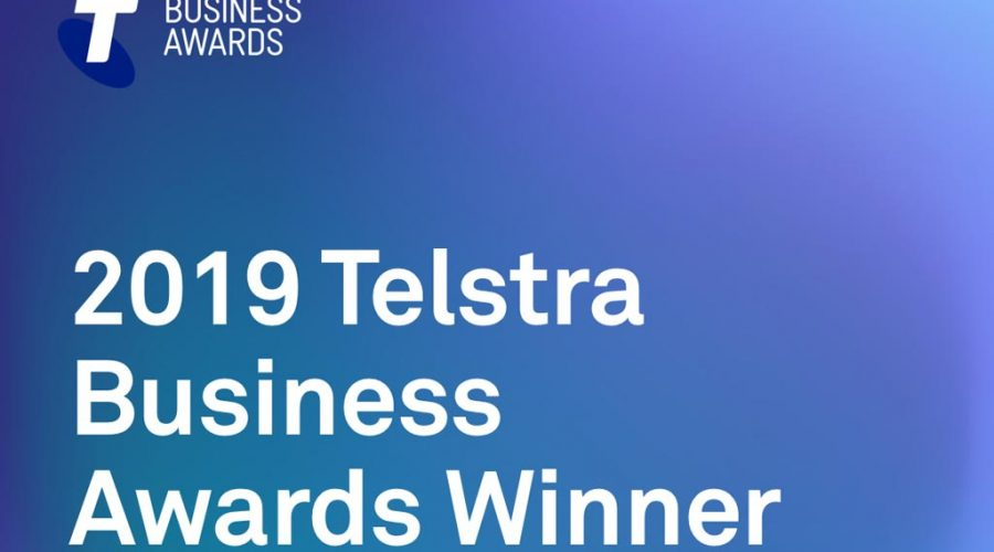 Dermo Direct 2019 Telstra Business Awards Winner